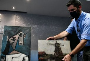 Successful Recovery of Two Famous Paintings after Stolen from Greek's National Gallery For You Online Gambling Fans Need to Know